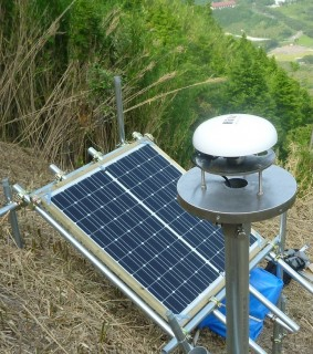 GNSS Continuously Observation Reference Station